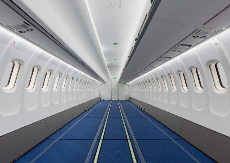 ATR ayuda a las aerolíneas a realizar una conversión rápida de pasajeros a carga