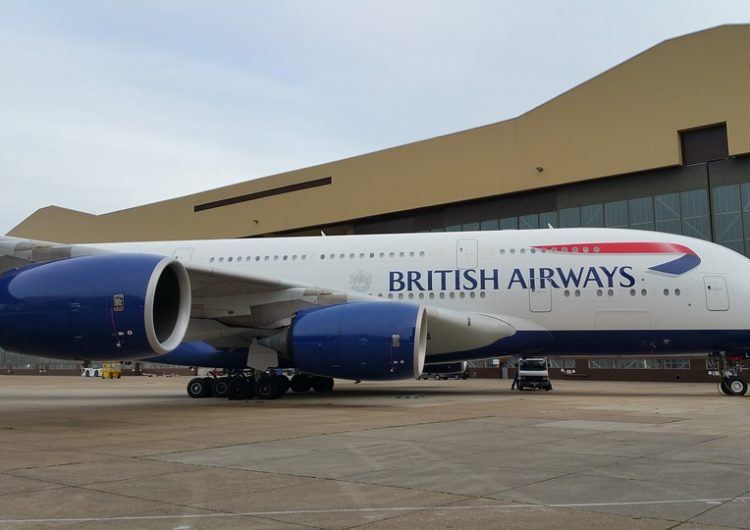 British Airways extends contract for Airbus A380 Base Maintenance Services