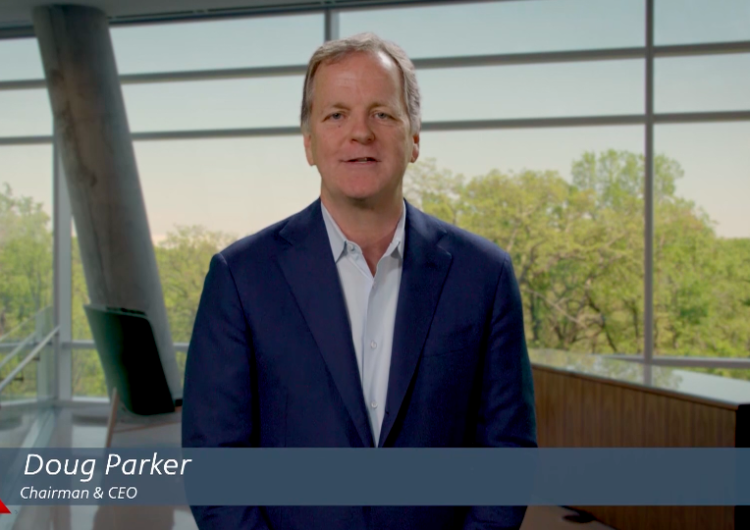 American Airlines CEO Shares Video Message With Customers, Employees
