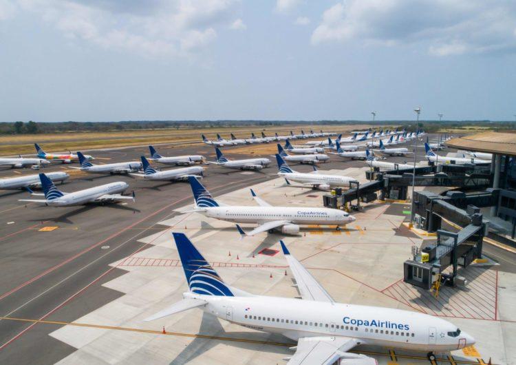 Copa Airlines operará pocos vuelos tras autorización Gobierno de Panamá