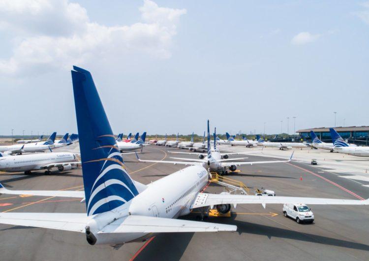 Covid-19 dejará en tierra 24.500 vuelos de Copa Airlines