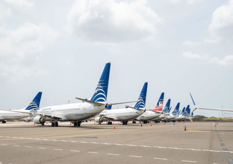Copa Airlines habilita vuelos especiales entre 7 destinos a través del Hub de las Américas