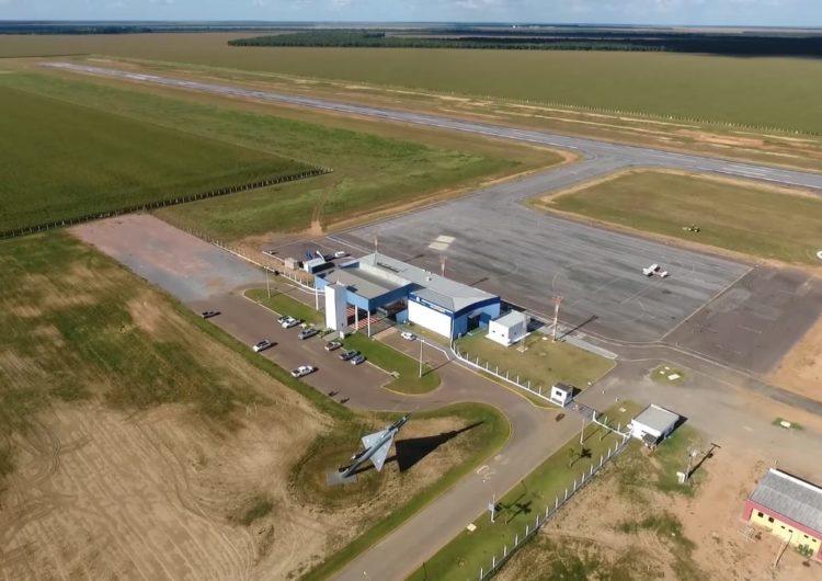 Projetos da Infraero para o Aeroporto de Sorriso são aprovados pela Secretaria de Aviação Civil