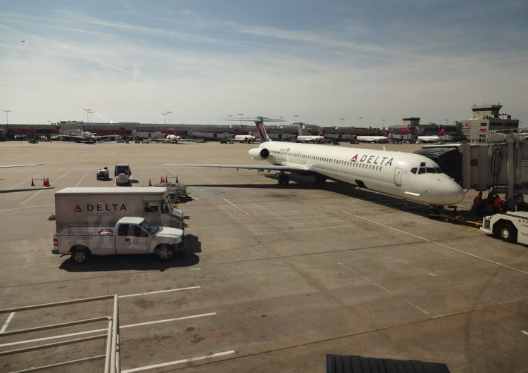 Delta exits low demand routes from 11 airports