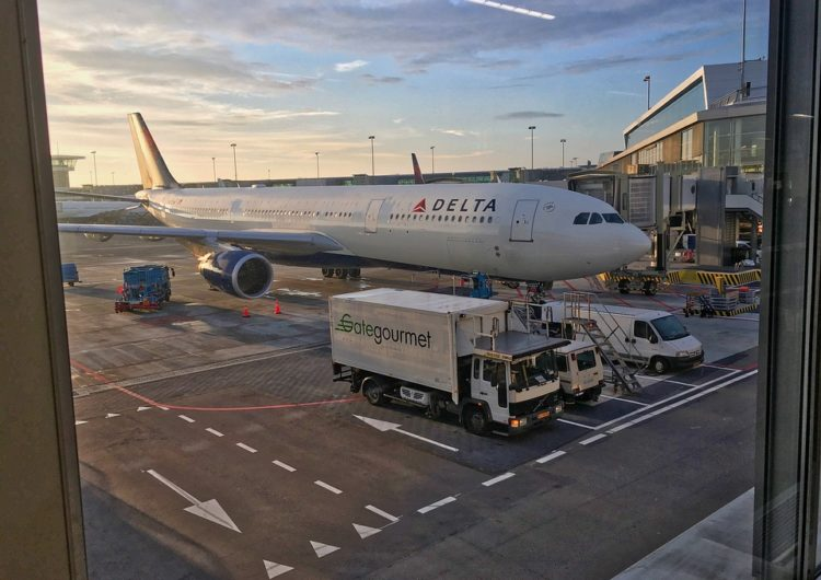 Delta Air Lines to suspend operations at 10 US airports for consolidation purposes