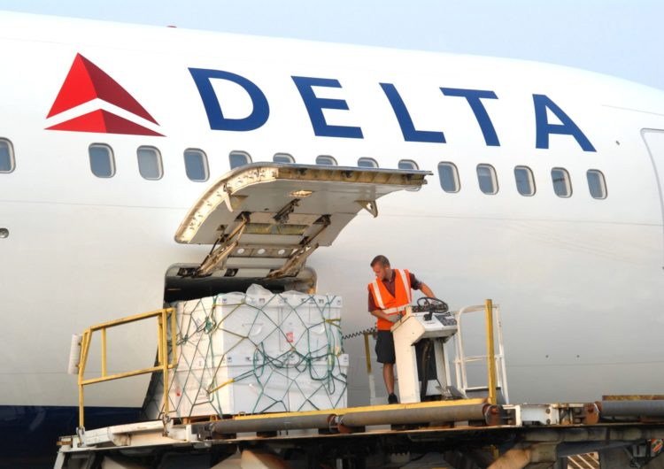 Delta doubles Asia cargo-only flights, adds Atlanta gateway