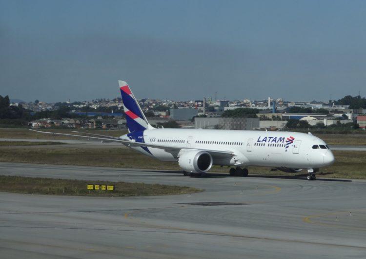 LATAM amplia São Paulo-Santiago e anuncia o retorno do voo direto Rio de Janeiro-Santiago