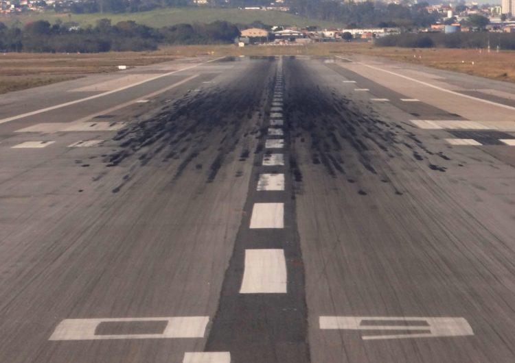 Aeropuerto de São Paulo tendrá obra en pista