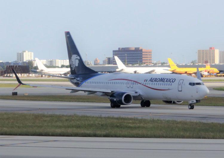 Aeroméxico busca devolver 23 aviones como parte de su reestructura