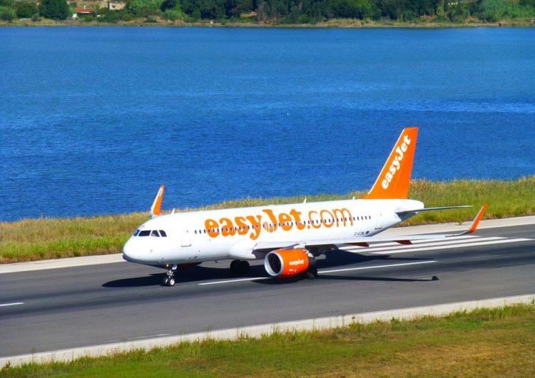 EasyJet inicia la temporada de verano con 18 nuevas rutas en España