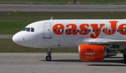 EasyJet aumentará su capacidad en el cuarto trimestre al 60% de 2019