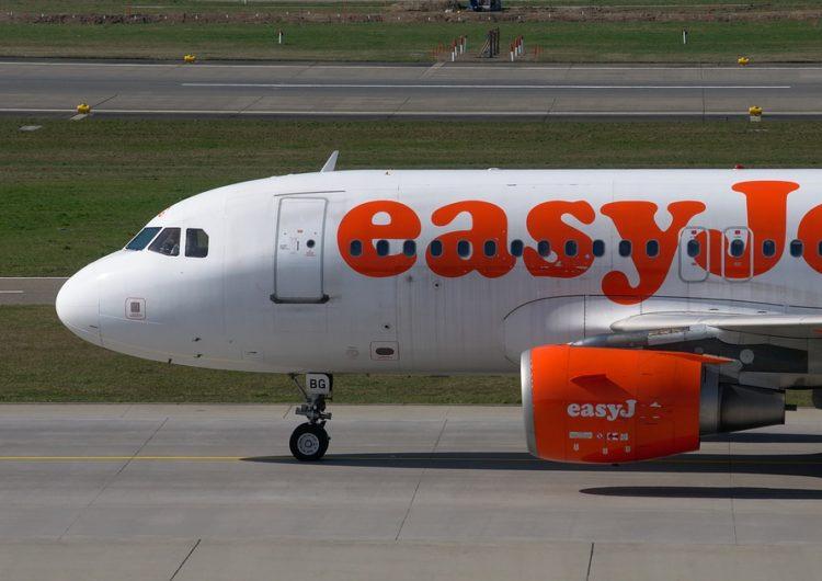 EasyJet eleva al 40% su capacidad ante el aumento de la demanda de vuelos