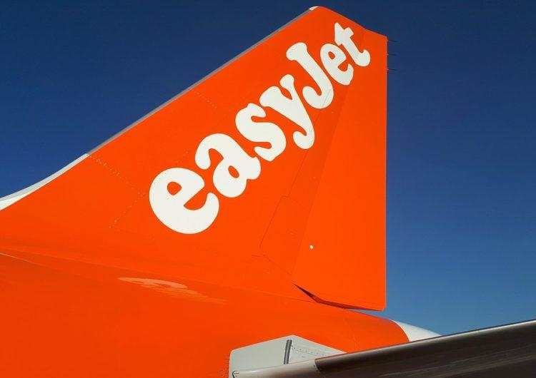 Aerolínea británica EasyJet acelera recuperación