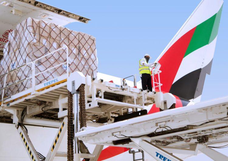 Aeroporto de Guarulhos recebe um milhão de kits de testes rápidos para detecção de COVID-19