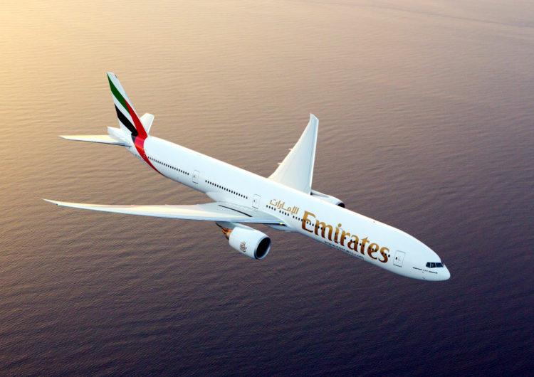 Emirates amplia frequência São Paulo – Dubai