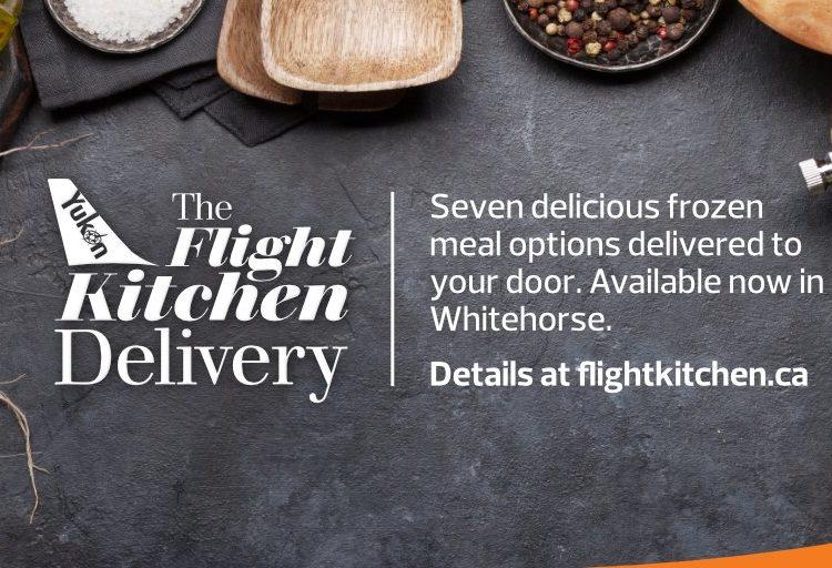 Lanza aerolínea servicio de comida a domicilio