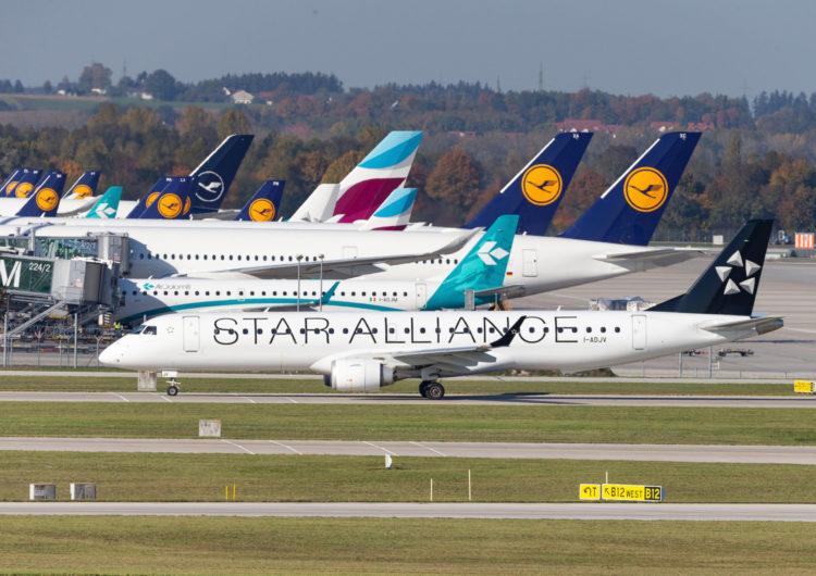 Lufthansa extiende el plazo para cambiar billetes hasta diciembre de 2021