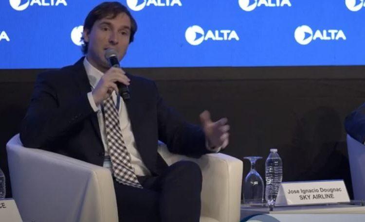"""José Ignacio Dougnac, CEO de SKY: """"Contar con más actores que nos den una mano sería valioso"""""""