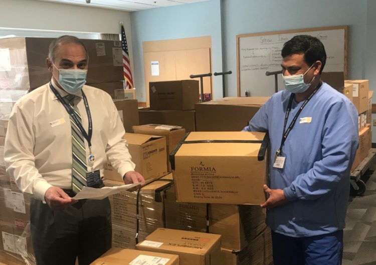 American Airlines Sends Supplies to Hospitals In New York, Massachusetts and Tennessee to Support COVID-19 Response