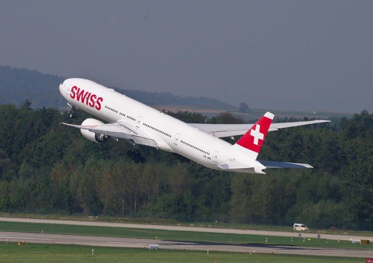 SWISS first airline in the Lufthansa Group to trial IATA Travel Pass app