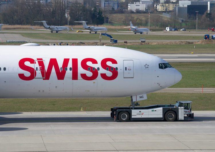 SWISS retoma voos para o Brasil em julho