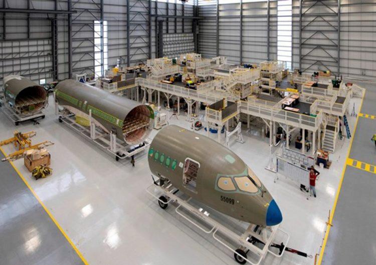 Airbus inaugura su planta de ensamblaje final para los A220 en Alabama