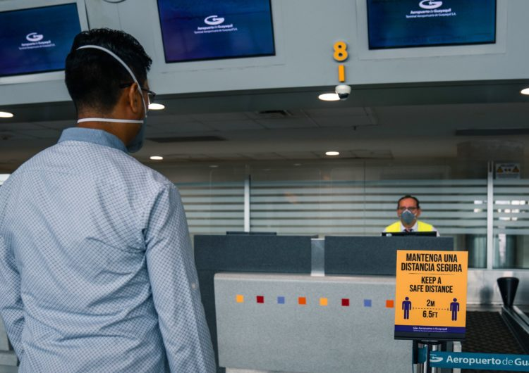 Viajes locales y más cortos se prevén tras reinicio de los vuelos en Ecuador