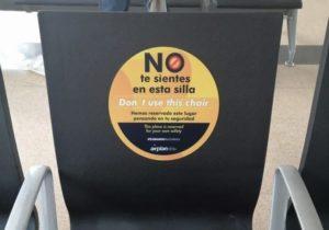 Colombia: Aeropuerto José María Córdova se prepara aunque aún no pueda despegar
