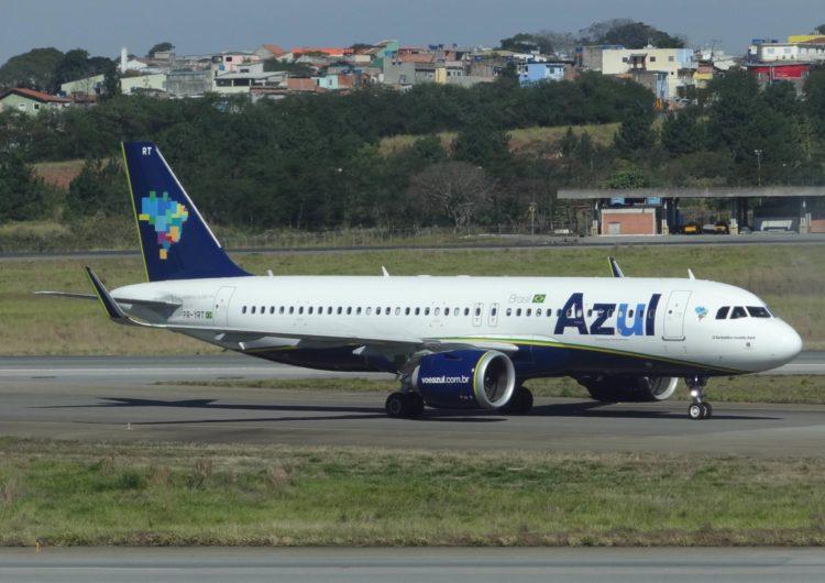 Gilson Machado Neto solicita ao presidente da Azul que sejam realizados voos regulares de Caruaru direto para São Paulo