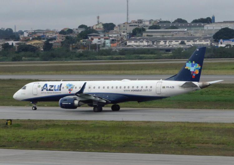 Azul é homologada para operar com mau tempo no aeroporto Santos Dumont