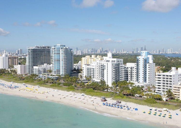 Florida perdió un 10,7% de turistas en el primer trimestre de 2020