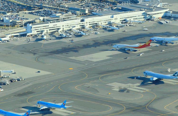 En la pandemia, Anchorage es el aeropuerto más ocupado del mundo