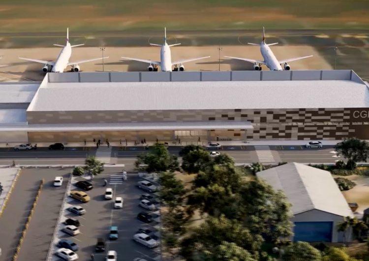 Infraero investe no Aeroporto de Campo Grande visando recuperação do mercado