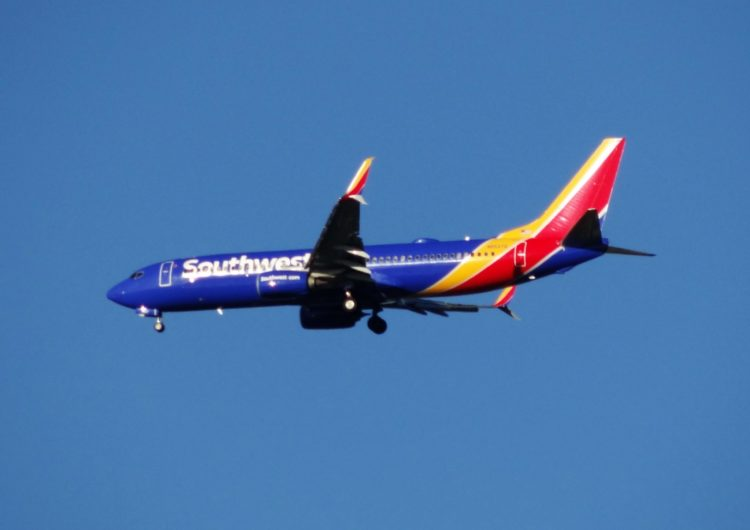 Southwest Airlines no realizará despidos en el 2021