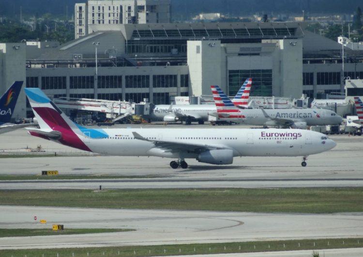 Eurowings incrementa itinerarios ante aumento de la demanda