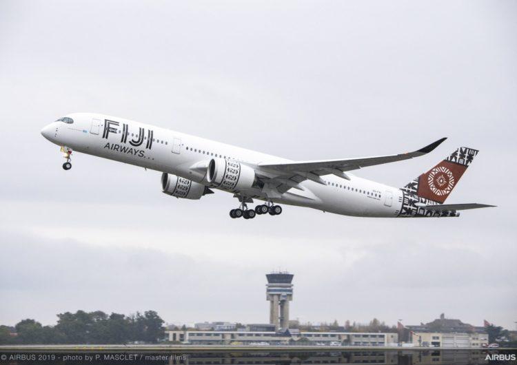 Fiyi concede 200 millones de ayuda a la aerolínea Fiji Airways por COVID-19