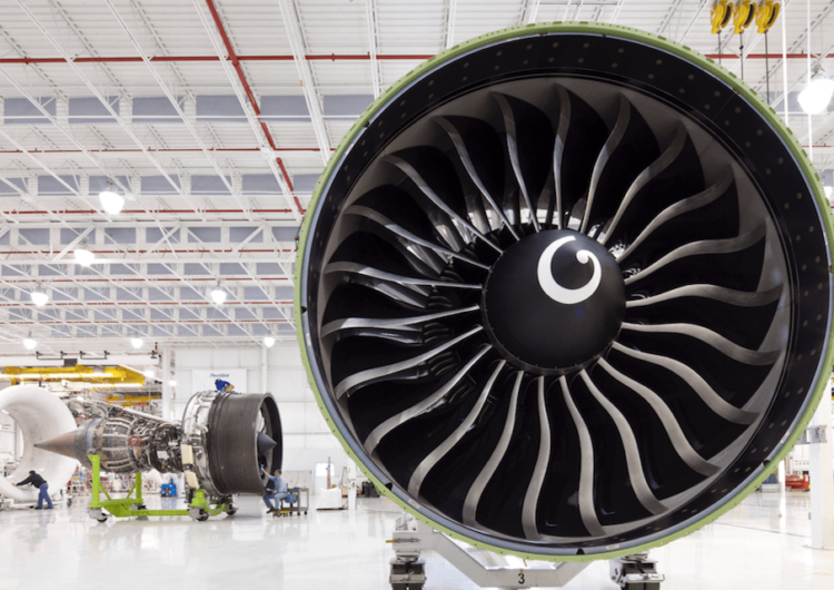 GE Aviation reducirá un 25% de su plantilla