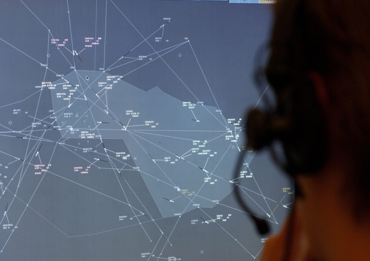 Indra y Microsoft llevan la gestión del tráfico aéreo a la nube