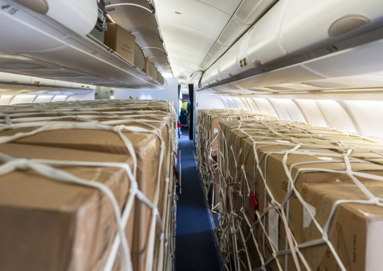 Lufthansa Technik transforma el primer A380 en carguero
