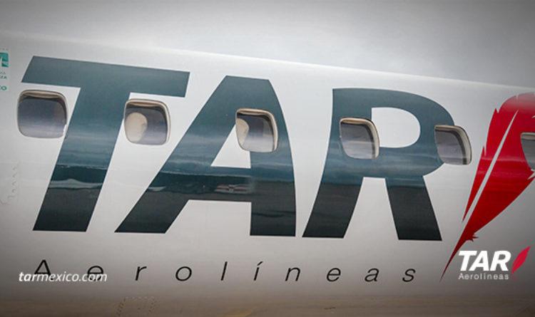 Aerolínea TAR abre rutas de Monterrey a Culiacán y Puerto Vallarta
