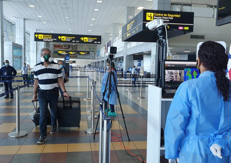 Aeropuerto de Tocumen y Copa adecuan instalación para el reinicio de vuelos comerciales