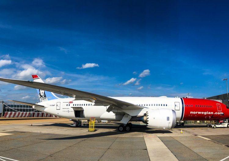 Norwegian cancela pedido por 92 B737 MAX 8, cinco B787 y pide compensación a Boeing