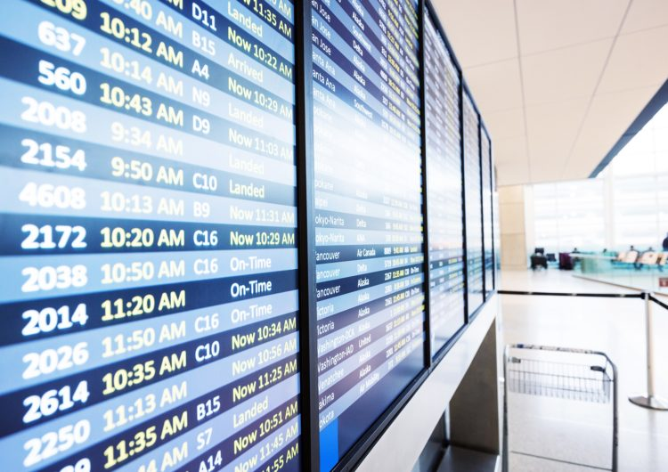 Desarrollo de Infraestructura Aeroportuaria en Tiempo de Pandemia
