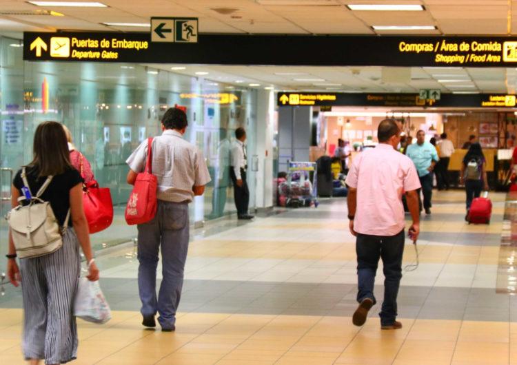 MTC: LAP no va realizar un alza de las tarifas que pagan los usuarios del aeropuerto