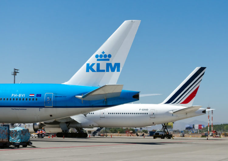 "Air France-KLM launches its ""Sustainable Aviation Fuel"" programme dedicated to corporate customers"