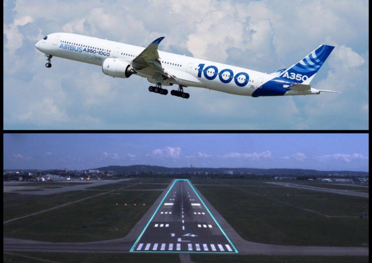 Concluye Airbus proyecto de aterrizajes autónomos