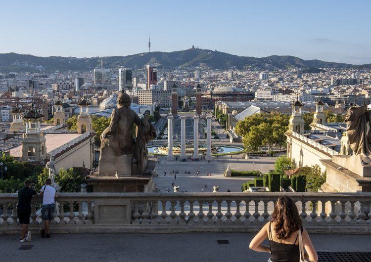 La COVID devuelve a España a las cifras de visitantes de los años 70