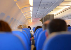 España: El transporte aéreo doméstico descendió en el primer cuatrimestre un 53,4%