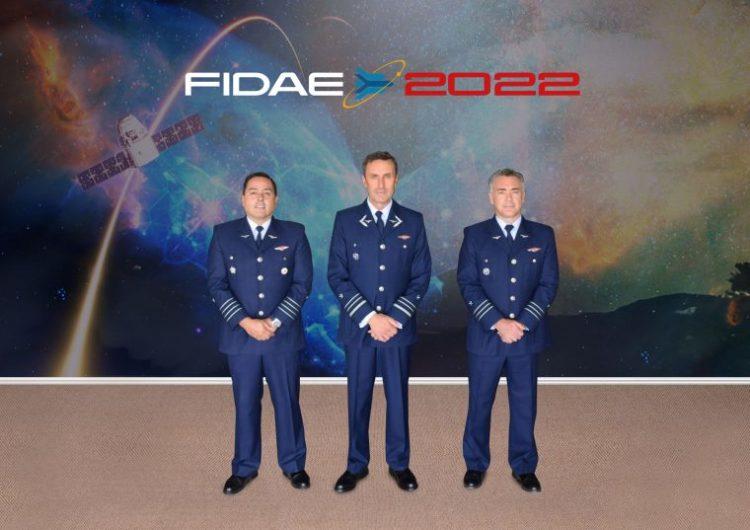 Nuevo director ejecutivo de Fidae 2022