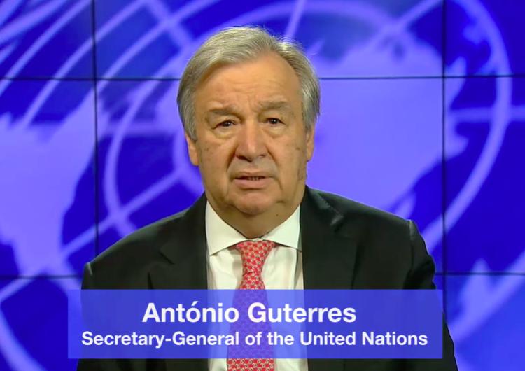 """""""El turismo puede servir de puntal para superar la pandemia: Secretario General de las Naciones Unidas"""